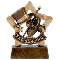 Mini Star Tap Dancing</br>A1124